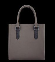 CITY TOTE WITH JADE BUCKLE